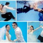 (FOTOS) Las fotografías subacuáticas, un furor de las bodas en China http://t.co/4WHNiP2mHD http://t.co/pC0Y0aaDC3