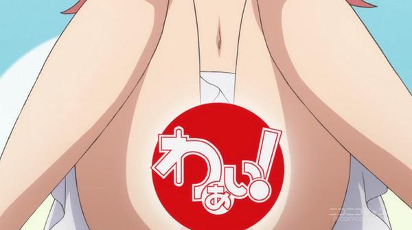 アニメ「ひめゴト」第9話(配信版)では…股間がわぁい!して揺れるよ!わぁい!わぁい!映像で見てほしいゾ!  #himeg