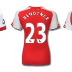 RT @BBCSporf: FACT: Only legends are given the Arsenal number 23 shirt. http://t.co/WT1hW5oxTs
