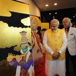 RT @PIB_India: PM at the Inauguration of Vivekananda Cultural Centre at the Embassy of India, Tokyo #NaMoInJapan http://t.co/KmRc7Rzo7E