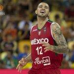 Héctor Hernández, el mejor anotador mexicano, 24 puntos, ante Angola en el Mundial de Basquetbol @micanal5 #BasketTD http://t.co/usLpR9WkRP