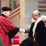 @MaastrichtU prof Bart Verspagen receives honorary doctorate of Oslo University for his outstanding work in economics http://t.co/sw3i6kx1BS