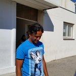 #TahitiGoal de passage à #OGCN super sympa comme dhab. Rentré chez lui à #Tahiti, M #Vahirua a ouvert école de foot http://t.co/GxaTdL5lZe
