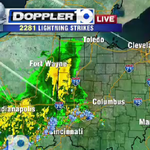 RT @10TV: @10TV is keeping you informed about potential severe weather moving into central Ohio. http://t.co/HHhF8tq91f http://t.co/PCRNnobHHC