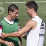 """RT @diarioas: Di María: """"Estuve en el Madrid hasta el último momento por Cristiano"""" http://t.co/7n5oxljzG6 http://t.co/U8tgqd12A8"""