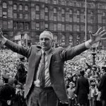 101 today The man who ignited a flame, inspired a city and built the greatest football club in the world #Shankly101 http://t.co/Wqy5ph1oEy
