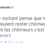 RT @LePG: Sans commentaire. #Rebsamen #Chômage #Hollande http://t.co/63ZZfZayeh