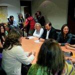 RT @miguelisaok: En el lanzamiento de una campaña integral contra la violencia de género. El Municipio de Salta es pionero en el país. http://t.co/xMaZ3fgnrD