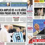 Diarios del Uruguay del martes 2 de setiembre de 2014. http://t.co/bWIpBZhPiq http://t.co/UO4sfmxtmS