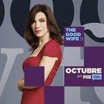 La abogada más implacable de FOX traslada su despacho en octubre a FOX LIFE. Estreno en primicia de #TheGoodWife 5. http://t.co/t1j0TXMW4R