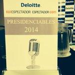 En minutos iniciamos ciclo #presidenciables con @PedroBordaberry @espectador810 #eventosdeloitte http://t.co/itzpHgdyaU