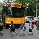 RT @thecoffeecop: Gmorning! 1st day of school. Drivers please slow down and be alert for children crossing streets! stop for buses.. http://t.co/PfeivR58Rl