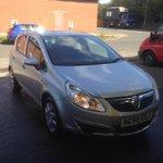 Vauxhall Corsa weve just finished @AutosmartUK #darlobiz http://t.co/fMDE9ixlcU