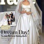 RT @TODAYshow: First photos of Angelina Jolie wedding dress: http://t.co/bI7g3e6Cnn http://t.co/yFOL6HdFnX