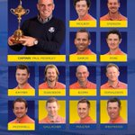 And then there were twelve. #GoEurope http://t.co/O6x4fxI5y6