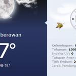 RT @infobdg: #cuacaBDG 18.34 : Suhu udara kota Bandung http://t.co/XnuLo7SfBx