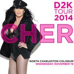 "Get ready! @chers ""Dressed to Kill tour is bigger, stronger, & shinier"" & it's coming to the @NChasColiseum Nov 19! http://t.co/XMS2Ib4aya"