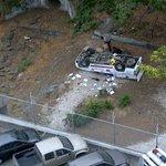 RT @sanchezangelm: IMPRESIONANTE #accidente sector Las Cumbres Cerca de la ESPOL #perimetral #Guayaquil Al parecer no hay muertos http://t.co/7ve4exM0cy
