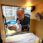 RT @A3Noticias: Un pastor de una iglesia en Corea del Sur instala una caja para recoger a bebés abandonados http://t.co/AZPOWqkAGu http://t.co/xMJ957CVWR