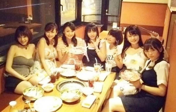 """肉食女子にはカルネヤっていう神楽坂のお店が最高だって聞きましたよ!ぜひ行ってみてください!RT""""@YukieKawamura: お肉大好きな「肉食女子部」活動開始(*゚v゚*)   @2929LoveLove   #肉食女子部 http://t.co/pp1KJtiGPM"""""""