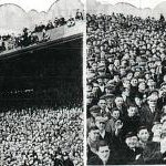 RT @RemWhenEditor: On this day in 1939, SJP hosted last match before World War II broke out. #nufc 8 Swansea 1 http://t.co/uxuLbVU0uO http://t.co/72WdzTsL88