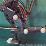 University of Tokyo unveils one of the fastest 2-legged robots in the world http://t.co/x6KlKduVpS http://t.co/Zic1YwaxHu