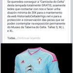 RT @CabezadeHerrera: De 0 a Taberna del Celta, como de triste es vender camisetas falsas disfrazándolo de donación? http://t.co/7qzapNgzq9