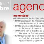 RT @VamosJovenes: Agenda @PedroBordaberry y @germancoutinho de hoy #PedroYGermán #CompromisoDeCambio http://t.co/55RMbEXHYf