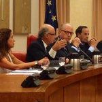 """En @Congreso_Es comparecencia ministro Montoro explicando los avances en la lucha contra fraude fiscal"""" sin tibieza"""" http://t.co/3s3ViUYENa"""