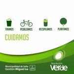 Por una ciudad más verde, más limipa: inauguramos mañana los primeros bicicleteros gratuitos: #RevoluciónVerde http://t.co/vycywfuBPf