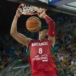 #FOTO: Gustavo Ayón pone puntos en la pizarra contra Angola | MEXSPORT http://t.co/cG7kQNwpLQ http://t.co/ROCyurxRHG