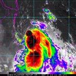 #lluviasNL @Deb_Estrella: La Tormenta Tropical Dolly se espera que toque tierra mañana cerca de LaPesca Tamaulipas http://t.co/De7fhXUjhQ
