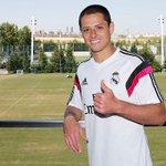 Chicharito visits the Ciudad Real Madrid http://t.co/ApXQdRcjoE #WelcomeChicharito #HalaMadrid http://t.co/2HkWFAmZ8V
