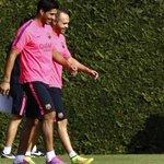 RT @ObservadorUY: Luis Enrique acelera la adaptación de Suárez http://t.co/RiYE6Xd2yL /1usd4f3 http://t.co/2qkOt4KIfj
