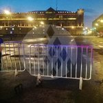 #TraficoF21 - Resguardan el Zócalo - Previo a la llegada de EPN http://t.co/UptpOYIhFd http://t.co/CJe8mg7UK4
