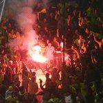 RT @elcomerciocom: #Guayaquil : Fue condenado a 50 horas de trabajo comunitario por encender bengala en estadio » http://t.co/qodkMVQn2I http://t.co/y27NtRWomP