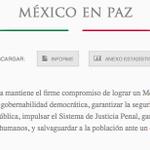#MéxicoEnPaz: La política de seguridad se basa en la colaboración entre autoridades. #EnVivo http://t.co/wqwWWpFckF http://t.co/YPc5Bs6bvu