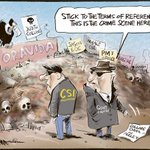 "RT @allanalach: ""@rodemmerson: CSI Wellington - cartoon in todays @nzhpolitics #dirtypolitics http://t.co/AVTDPUHoOA"" Keep them coming, Rod."