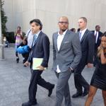 Chris Brown leaves DC Superior Court after pleading guilty to misdemeanor assault. http://t.co/Vm0cfoc3CR