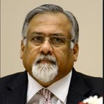 Former Attorney General of India GE Vahanvati passes away at the age of 65. http://t.co/Umz5j5Nm3T