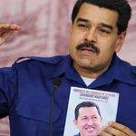 "RT @federicoalves: Dictador Nicolás Maduro estrenó un ""padre nuestro"" para el muerto. http://t.co/OeYc0zg7gU http://t.co/DCc7GRoZzV Necesita un psiquiatra."