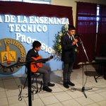 RT @DaemCuric: @JavierMAlcalde y jefa s Daem en acto por el Día de la Educación Técnico Profesional en Poli #curico @Muni_Curico http://t.co/AdwbgLWReO
