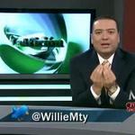 VIDEO: @WillieMty explica el por qué de su crítica hacia @CH14_ http://t.co/2FaCnK8GBZ http://t.co/e6FL1PESfL