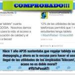 RT @GMariduena: @MashiRafael #ConMuchoRespeto No lo entendemos. #ConMuchoRespeto #SinPiesNiCabeza #YsiTePasaAti http://t.co/0lYTZjostw