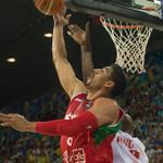 RT @TD_Deportes: FOTOGALERÍA: México vence 79-55 a Angola en Mundial de Basquetbol España 2014 #BasketTD http://t.co/uAUUU09uH5 http://t.co/nW4rcZdLxM