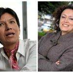 Por ser pareja, demandan elección de congresistas Claudia López y Angélica Lozano http://t.co/xKQ4yd50Xk http://t.co/pb5dgFeJpO
