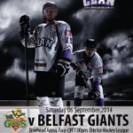 TICKETS: Only 5 days until Belfast visit: http://t.co/662AdRQ66d #PurpleArmy #Glasgow #JoinTheClan @BelfastGiants http://t.co/3JiLhi5iGD
