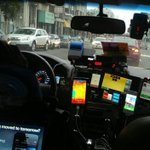 Signs we have reached peak-app? Cabbie in SF running 5 dash mounted phones http://t.co/WVycnmkGuN