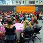 "DBARC full of ""eager young minds"" as we kick off Welcome and Orientation session this morning @mohawkcollege. http://t.co/ccoLUnZM5v"