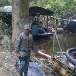 RT @vladimirpadrino: REDI Guayana cumple sus tareas de contención en lucha frente al contrabando y combate minería ilegal, en La Paragua. http://t.co/KPj2prjLJX